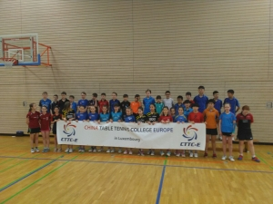 Eurotalents Hopes Selection Camp